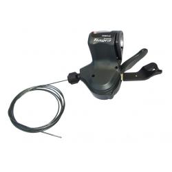Leva cambio Shimano Tiagra SL-4703 3V , sinistra, 1800 mm per Flatbar