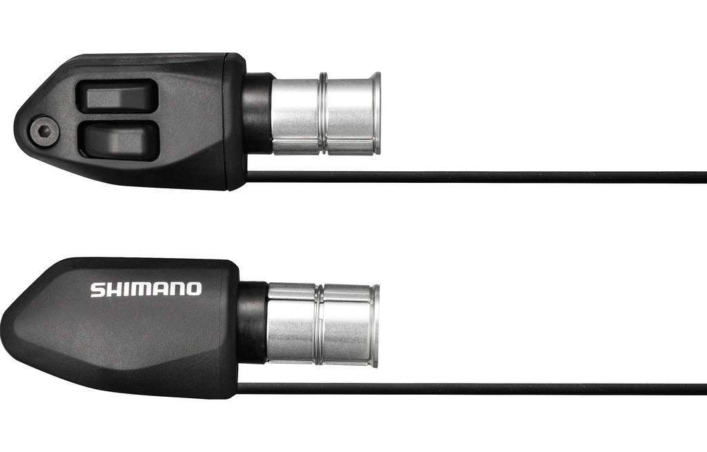 SHIMANO Set interrutori Di2 SW-R671P destra e sinistra per manubrio triathlon