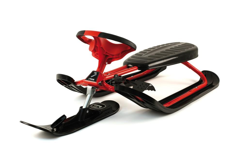 Snowracer STIGA Ultimate Pro rosso/nero