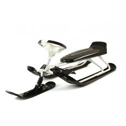 Snowracer STIGA King Size GT bianco/nero