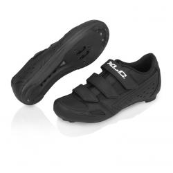 XLC scarpa da strada CB-R04 nero T. 38