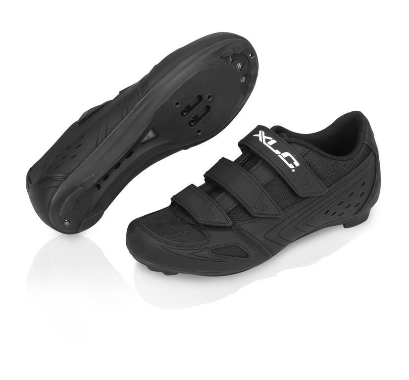 XLC scarpa da strada CB-R04 nero T. 45