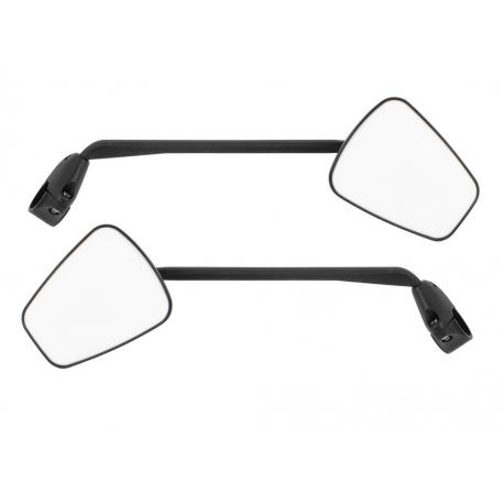 Specchietto Zefal Espion Z56 nero per manubrio, ripiegabile, lato sinistro