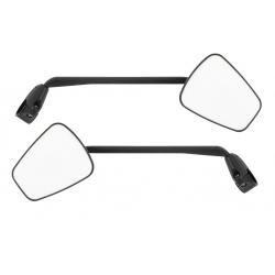 Specchietto Zefal Espion Z56 nero per manubrio, ripiegabile, lato destro