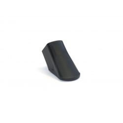 Piede in plastica Ursus Hopper nero, 1 pezzo