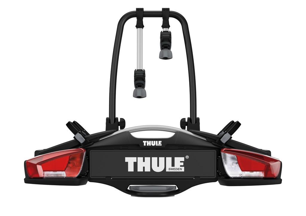 THULE Portabici posteriore Velo Compact 924 per 2 bici, 24 kg/cad, Mod. 2016
