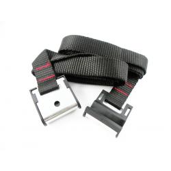 Cintura Peruzzo 120mm con gancio, set di 2 pezzi, per Padova, Milano, ecc