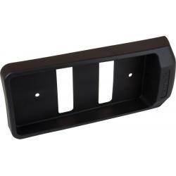 Alloggiamento illuminazione destra per portabici posteriore XLC Azura Xtra