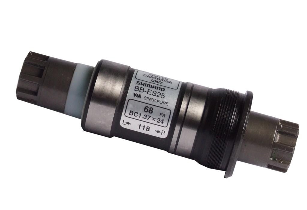 Movimento centrale compatto Shimano 68/118 mm BB-ES 300,BSA Octalink