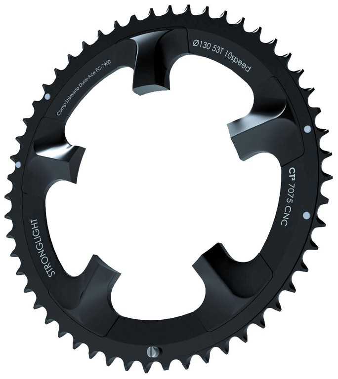 Corona Stronglight Dura-Ace 110mm ext. 50 d. 7075-T6 CT²