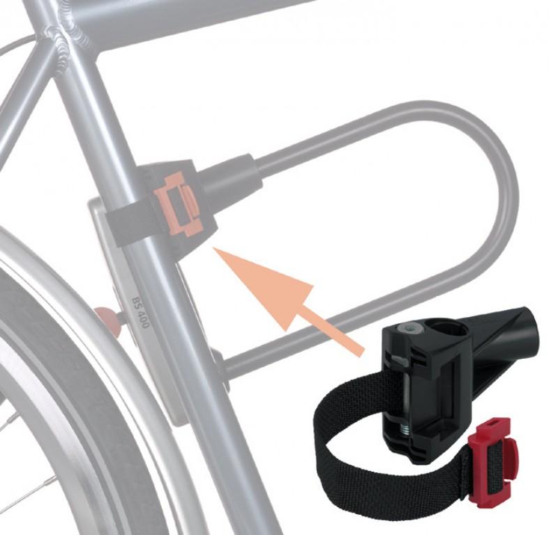 Trelock Adattatore 2 per Antifurto ad Archetto BS 400/510/610