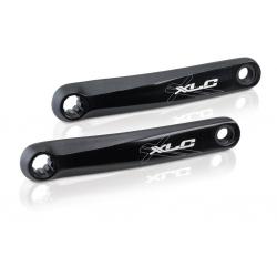 Kit pedivella XLC per sistemi Bosch nero, sinistra & destra 175 mm