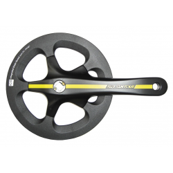 Guarnitura SR-Suntour VX S nero, 170mm, 42 denti