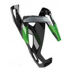 Portaborraccia Elite CustonRacePlus nero lucido/verde