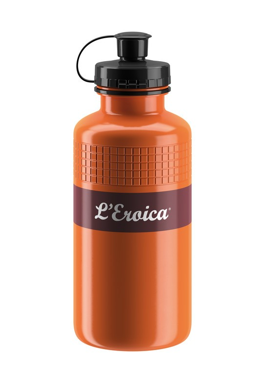 Borraccia Elite Eroica Vintage 500ml, marrone ruggine
