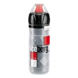 Borraccia termica Elite Iceberg 500ml, logo rosso