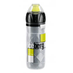 Borraccia termica Elite Iceberg 500ml, logo giallo