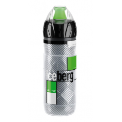 Borraccia termica Elite Iceberg 500ml, logo verde
