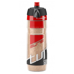 Borraccia termica Elite Turacio 500ml, Logo rosso