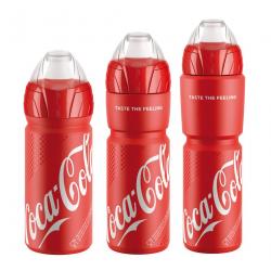 Borraccia Elite Ombra Coca Cola 550ml, rosso