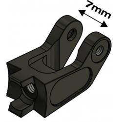 Adattatore luce Speedlifter SDS 7mm, nero
