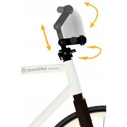 Speedlifter Twist Pro SDS T10,5 Ø25,4mm,60mm, nero, arco di reg 10,5 cm
