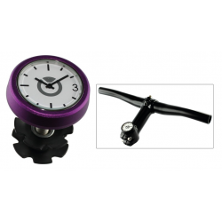 Clock Speedlifter Ahead viola