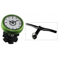 Clock Speedlifter Ahead verde