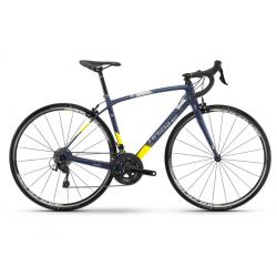 Haibike AFFAIR Race 7.0 22-v. 105 18 HB blu/limone/argento opaco
