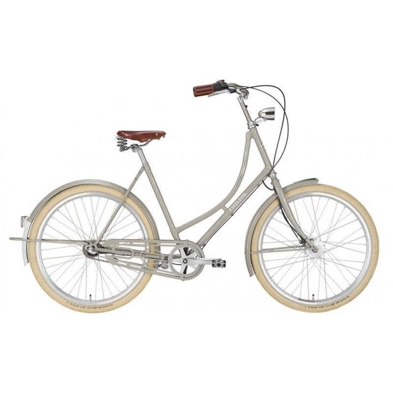 Excelsior Bici Olandese 26 Grand Nd Tb 7v Stone Grey