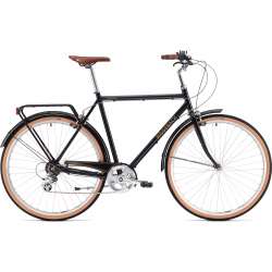 RIDGEBACK Tradition Mens Bike Black