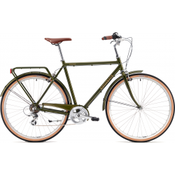 RIDGEBACK Tradition Mens Bike Green