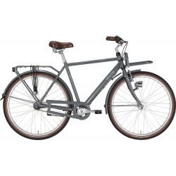 """3 Velocità EXCELSIOR Bici da città uomo """"Swan-Retro ND FT Alu"""" 28"""", basalt grey"""