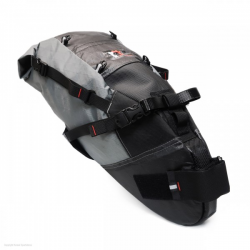 Revelate Designs Viscacha Seat Bag, slate/black