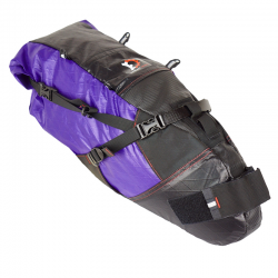 Revelate Designs Viscacha Seat Bag, crush purple/black