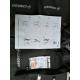 CROSSO New Coppia Borse Cicloturismo Posteriori EXPERT 66L, Click System