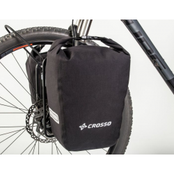 CROSSO Expert Bike Panniers 30L, Click System