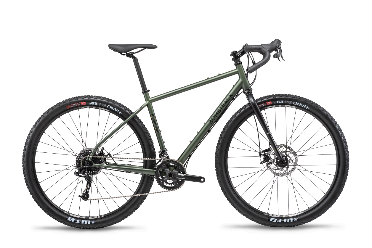 "BOMBTRACK Beyond 1 GREEN 2019 XS-S 27.5 "", M-XL 29"""