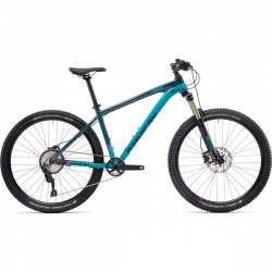 SARACEN Mantra Trail Womens Blue/Azzurro