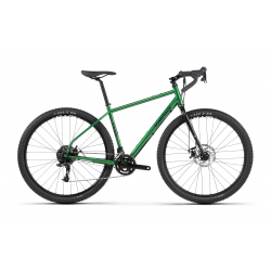 BOMBTRACK Beyond 2020, matt metallic green