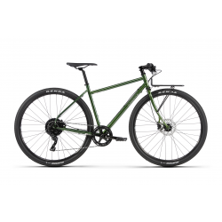 BOMBTRACK Arise Geared 2020, glossy metallic green