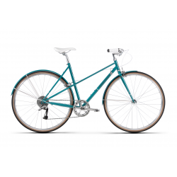 BOMBTRACK Trinity 2020, metallic teal