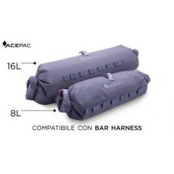 ACEPAC Bar Drybag 16L - grigio