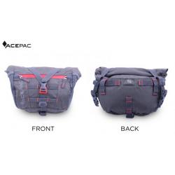 ACEPAC Bar Bag - grey