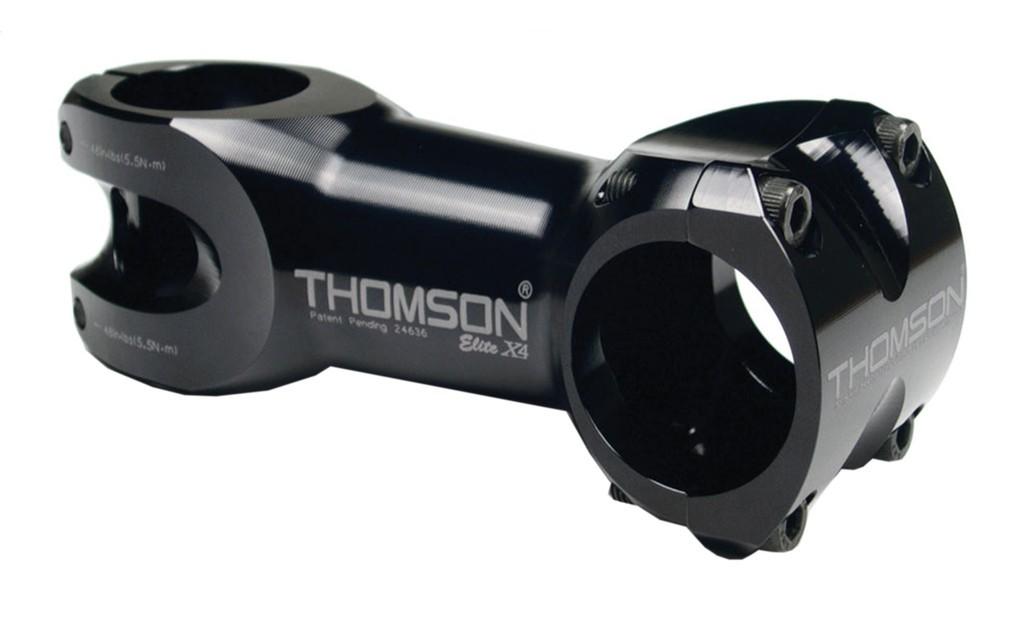 """Thomson Attacco Elite X4 1.5"""" Nero"""