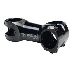 """Thomson Attacco Elite X4 1 1/8"""" x 0° Nero e Silver"""