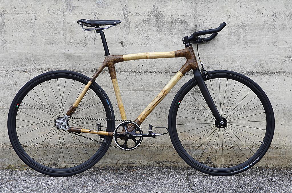 GranB - Bicicletta in Bambù in KIT