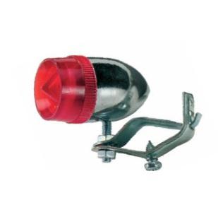 Fanalino posteriore Old Style con lampadina e attacco al telaio