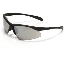 XLC Occhiali da Sole Maledieven nero opaco, lenti fumo