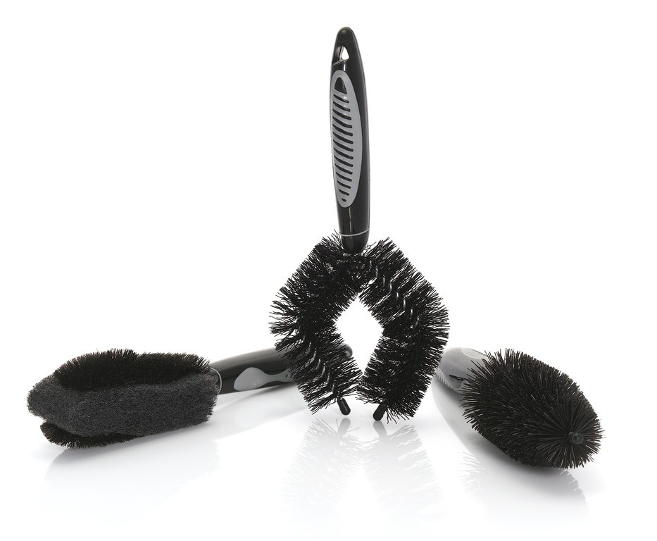 XLC Set di spazzole TO-CS02